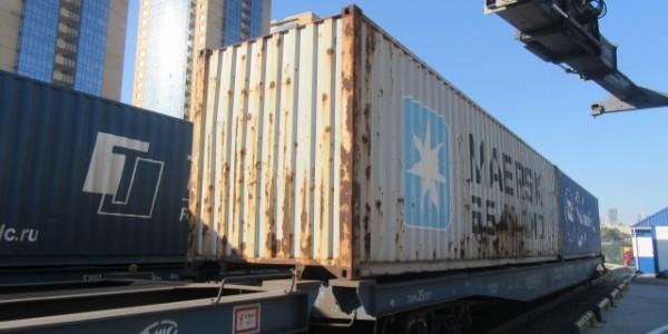 Вывоз контейнеров со станций: Владивосток  М.Чуркин Гайдамак  Угловая Угольная